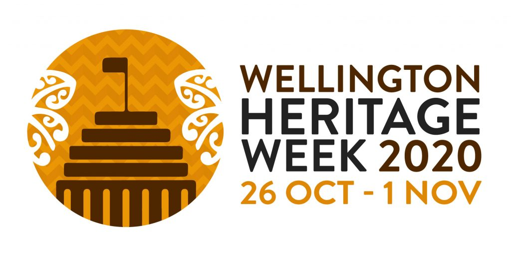 Wellington Heritage Week logo