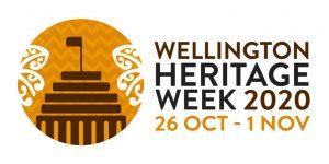 Wellington Heritage Week logo